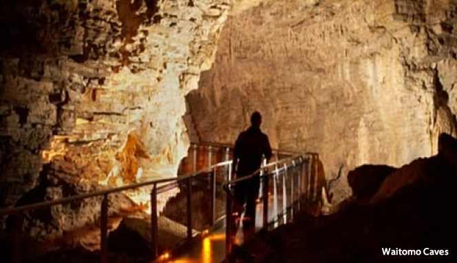 attractions nearby Otorohanga & Waitomo Caves