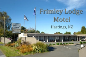 Hastings Accomodation at Frimley Lodge Motel image