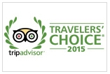 Travellers choice winner Trip advisor