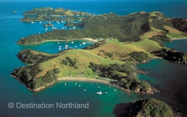 about Paihia and Bay of Islands