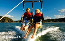 In the air activities Paihia