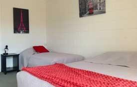 Family Unit bedroom