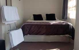 Studio Unit bedroom