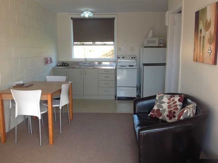 all units have kitchen facilities