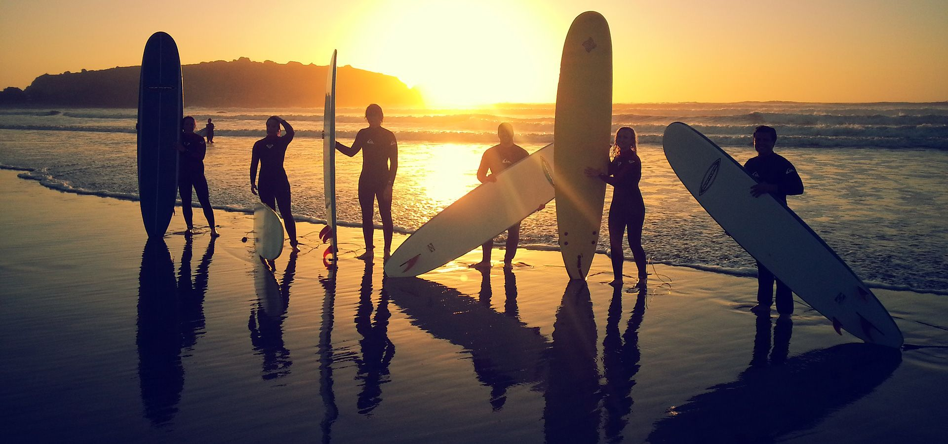 Bazil's Surf School