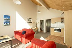 Image of the Glenfern Villas accommodation in Franz Josef