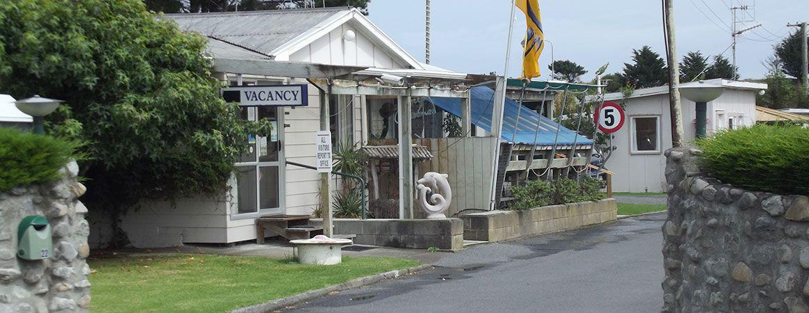 waitarere beach motor camp