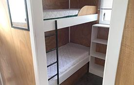 tourist cabin bunks