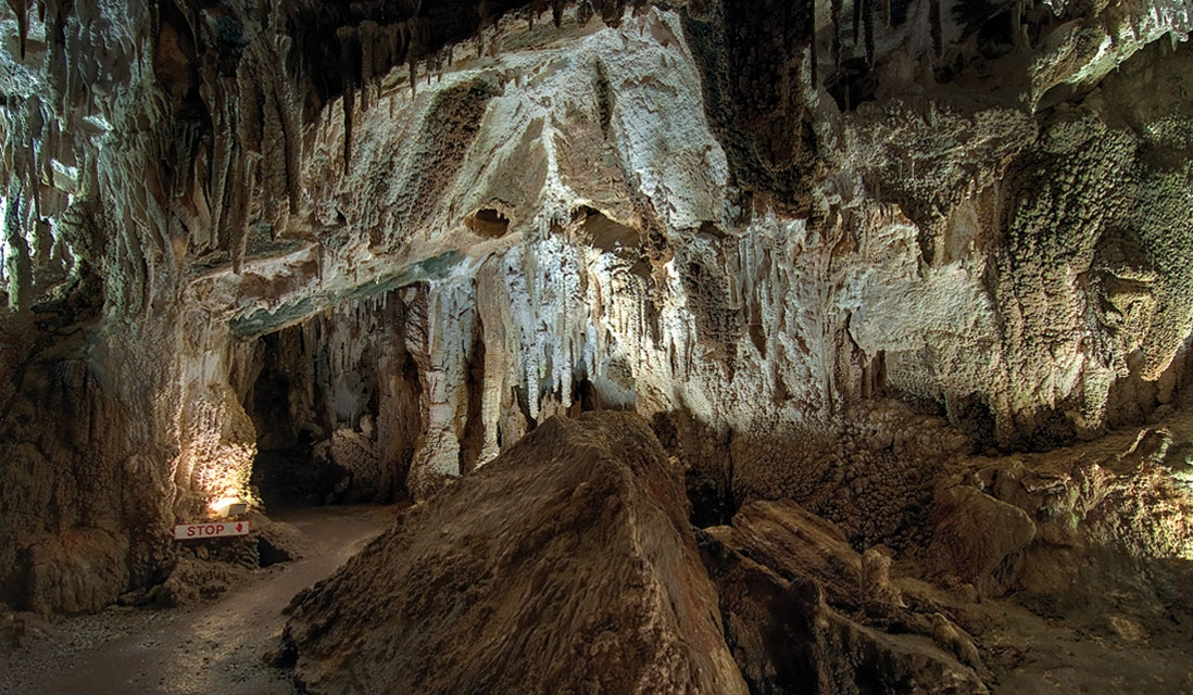 Ngarua Caves is suitable for all ages