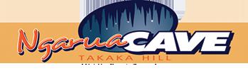 Ngarua Caves Takaka Hill Logo