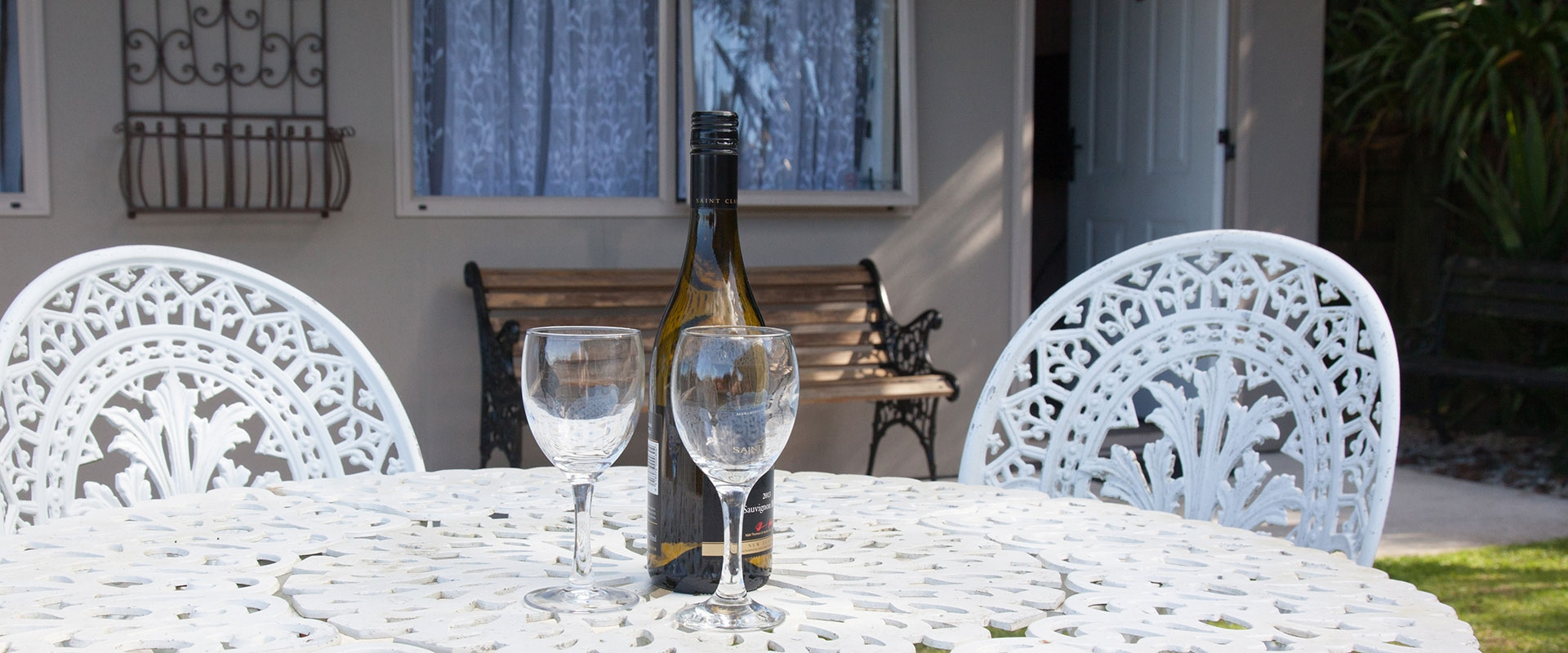 enjoy a drink while enjoying views of Te Kuiti