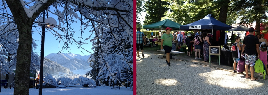 things to see & do Hanmer Springs