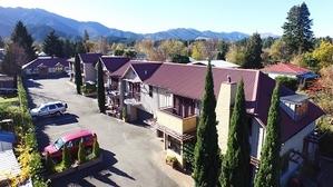 luxury motel accommodation Hanmer Springs
