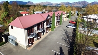 motel accommodation close to all Hanmer Springs attractions