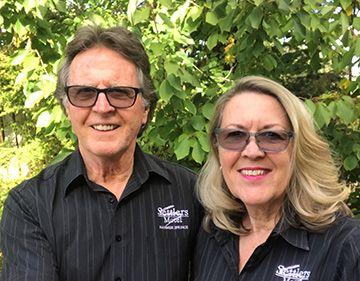 Alan and Sally