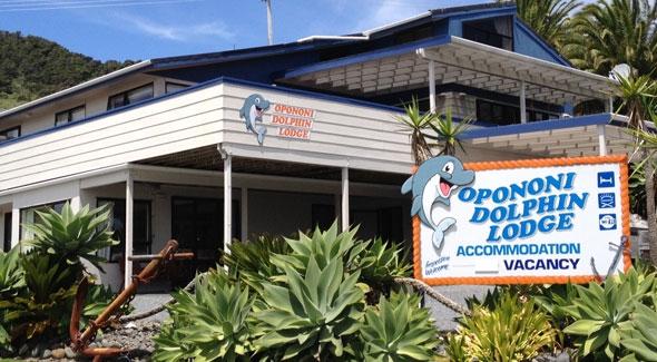 Image of Opononi Dolphin Lodge