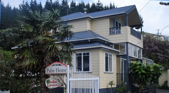 Palm House Bed and Breakfast