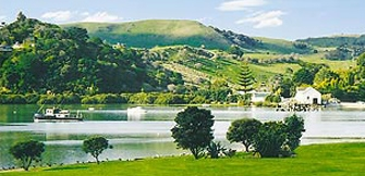 Kaipara Harbour attractions