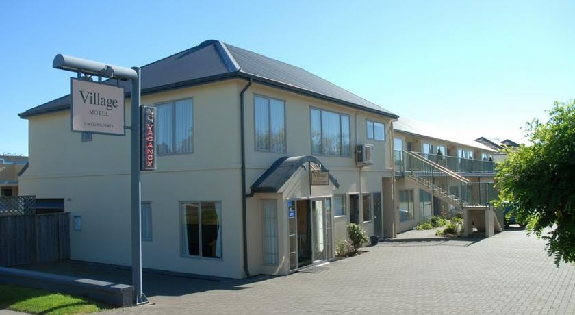 Village Motel in Havelock North