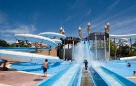 one of the famous attractions of Hawke's Bay - Splash Planet