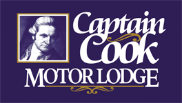 Captain Cook Motor Lodge Logo