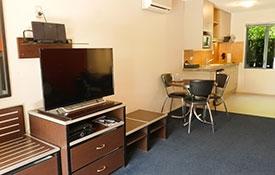 lounge of standard studio