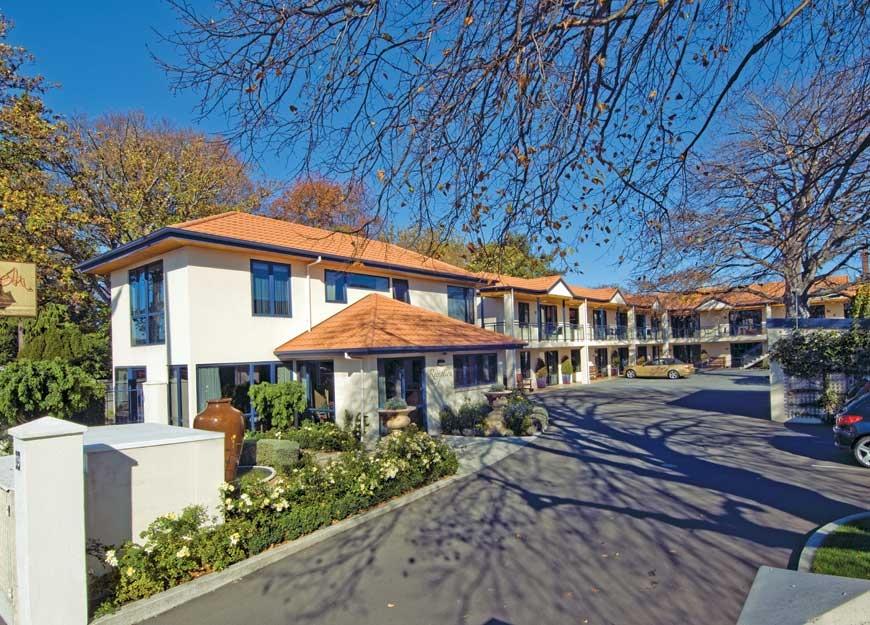 Randolph Motel