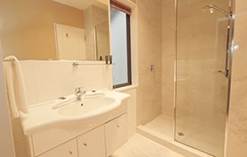 bathroom of 2-bedroom apartment