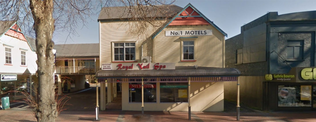 No1 Motels in Cambridge