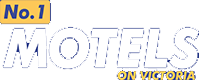 No1 Motels on Victoria Logo