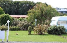 native garden setting