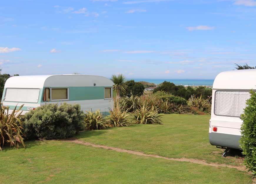 caravan sites