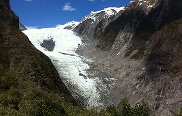 Franz Josef Full Day Tour