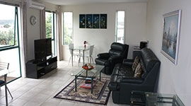 facilities offered at our Whangarei accommodation