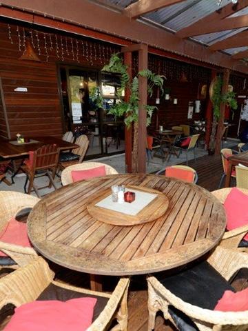Alfresco Eatery in Reefton