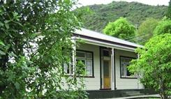 Alfresco Holiday Villa Reefton