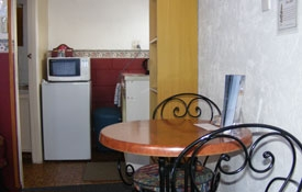 kitchen facilities and WiFi available