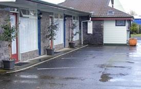 plenty of off-street parking for guests