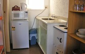 kitchen of Unit Eleven