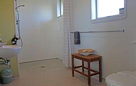 access unit - bathroom