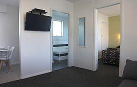 2-bedroom apartments - living area