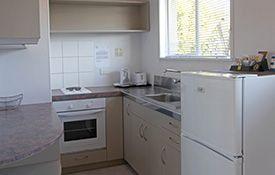 2-bedroom apartments - kitchen
