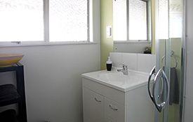 1-bedroom apartment - bathroom