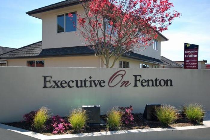 motel on Fenton street Rotorua