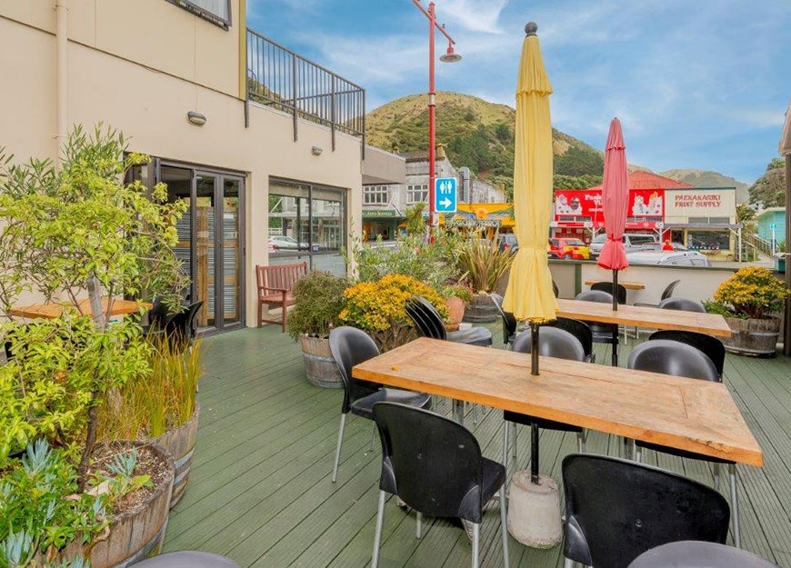 Finn's Paekakariki Restaurant and Bar