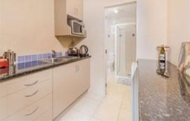 kitchen facilities available