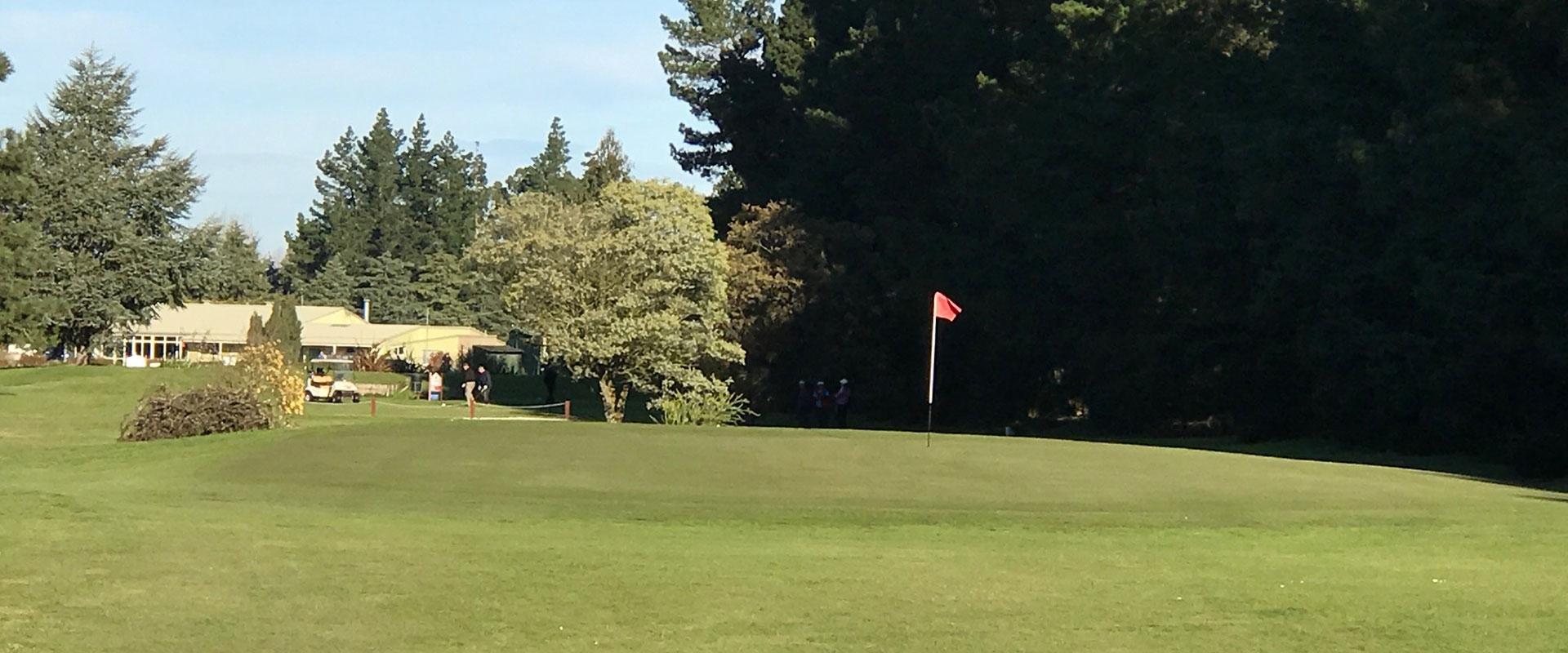 Christchurch Golf Course
