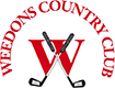 Weedons Country Club Logo