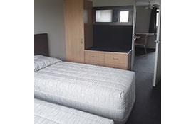 2-bedroom unit bedroom #1