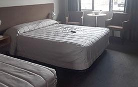 studio unit beds